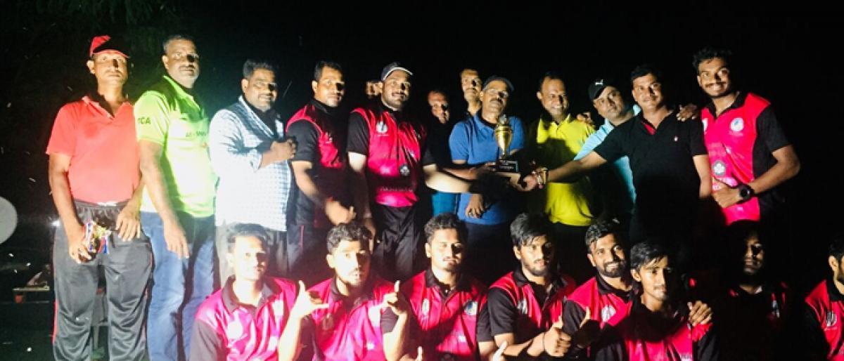 Siddipet Heroes lift TCA-Freedom Cup 2018
