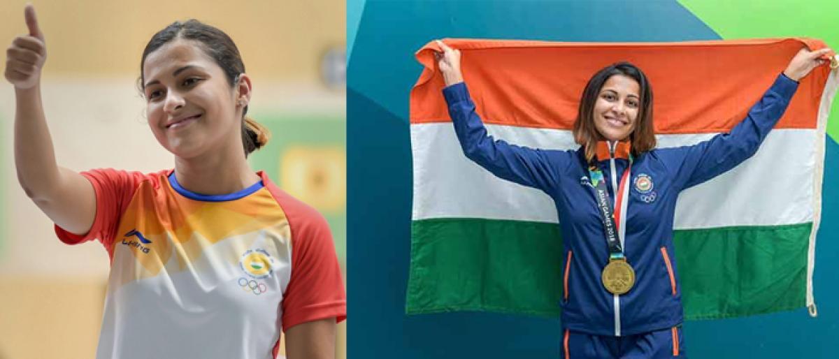 Maiden Asian medal for Heena Sidhu