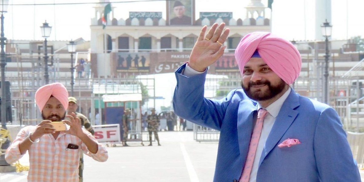 Sidhu charts his own course