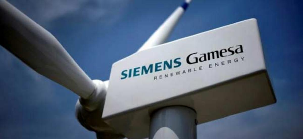 Siemens Gamesa wins biggest order to date in India