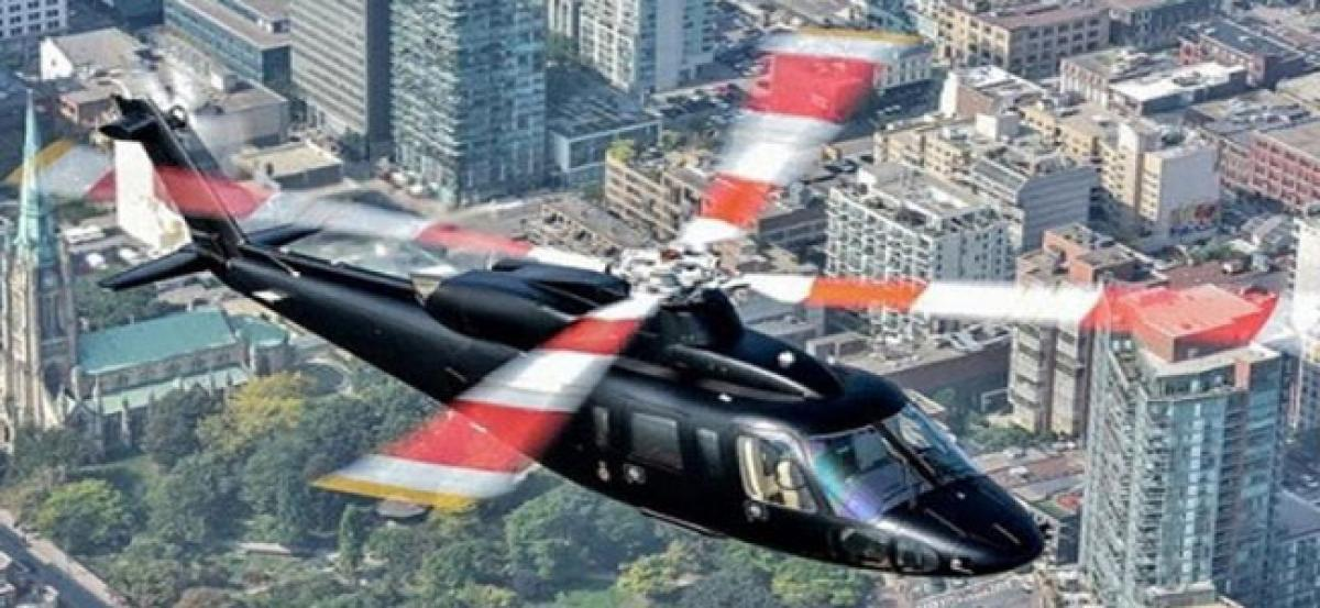 Sikorsky announces sale of S-76D Helicopter to govt of Maharashtra