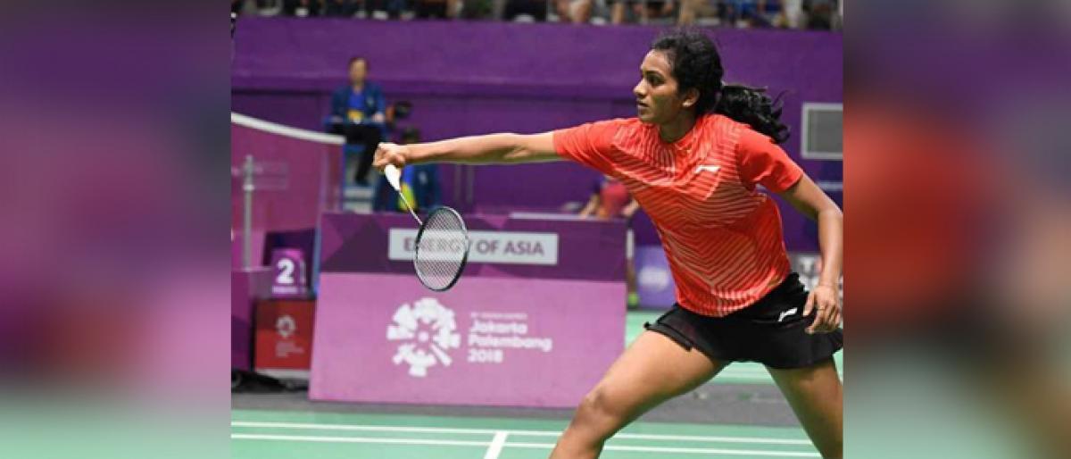 Saina, Sindhu final likely at Asian Games