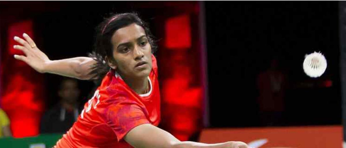 PV Sindhu opens campaign against Russian Evgeniya in China Open