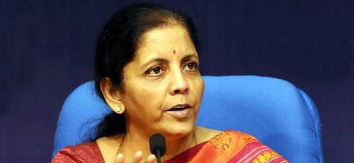 Sitharaman : Need to keep social media toxic-free to build intelligent country