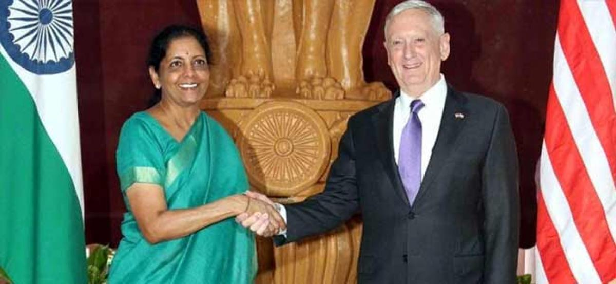 2+2 dialogue important opportunity to enhance engagement with India: US