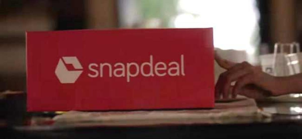 Snapdeal trims losses to Rs 613 crore, confident on hitting profits