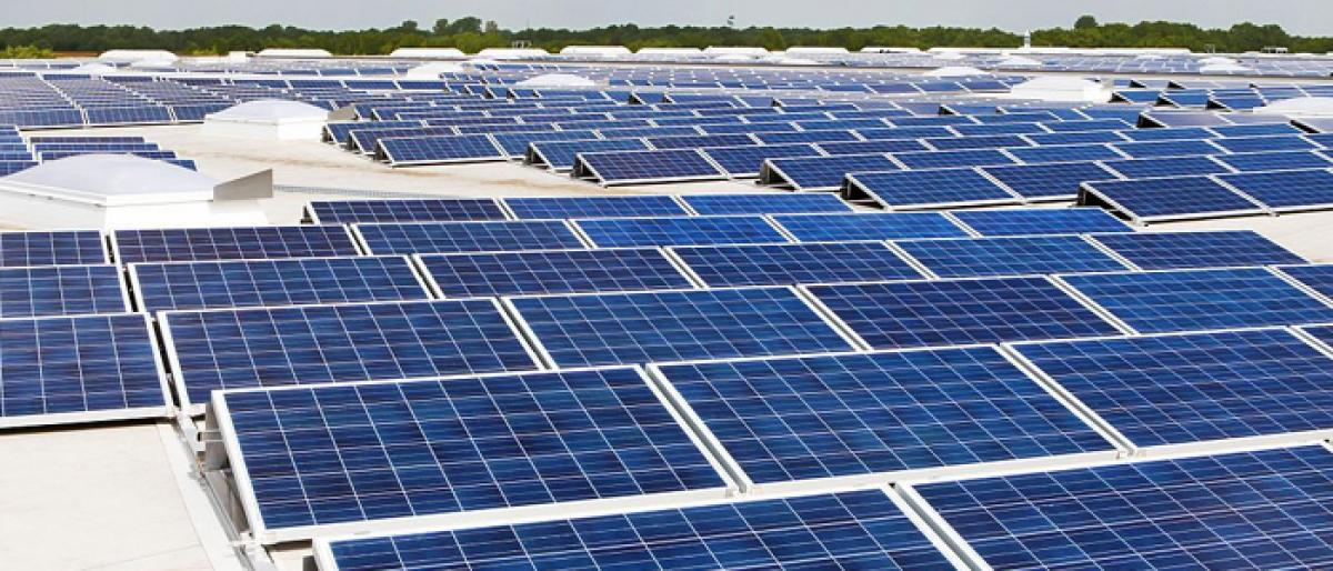 Solar power installations hit hard by low tariffs