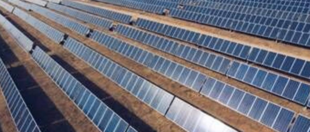 Veltoor Solar Power Project gets quality award