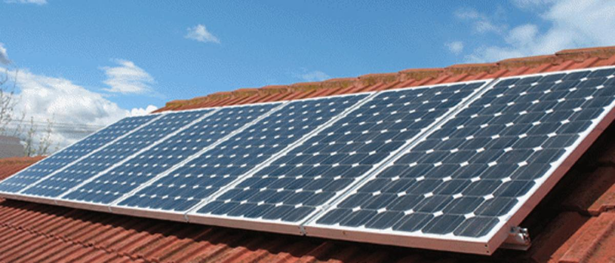 Apply for subsidised solar power unites, TSREDC urges residents