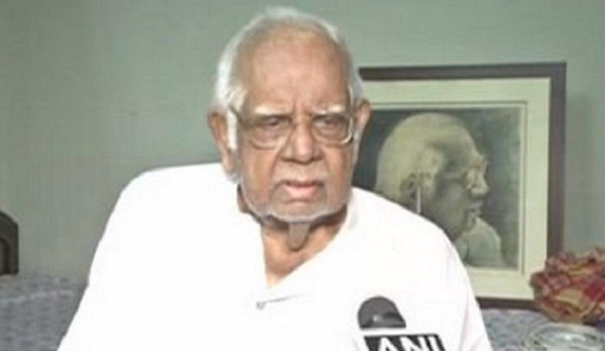 President, Prime Minister condole Somnath Chatterjees death