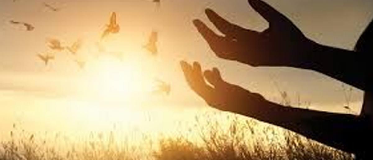 Spirituality is a master key