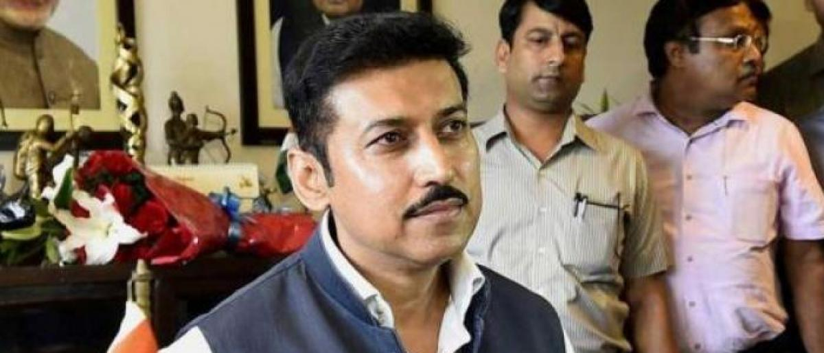 Sports Authority of India will now be Sports India: Rajyavardhan Singh Rathore