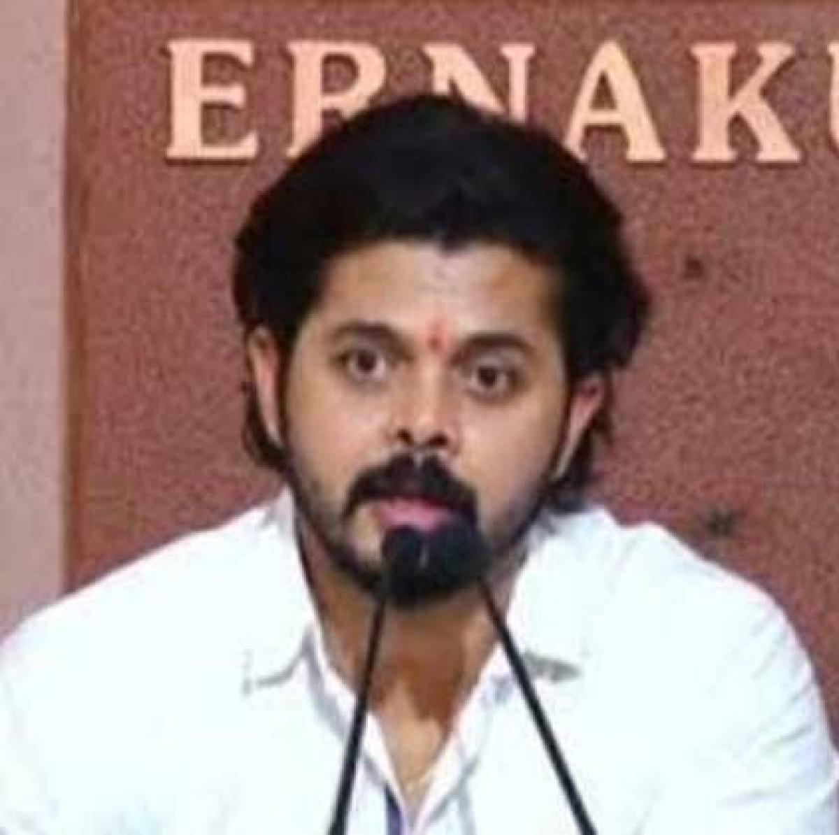 Sreesanth falsely implicated, says his lawyer