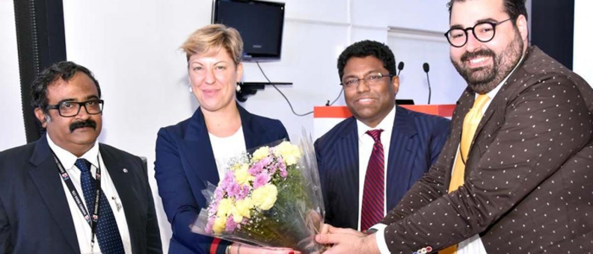 Italian delegation visits Sri City