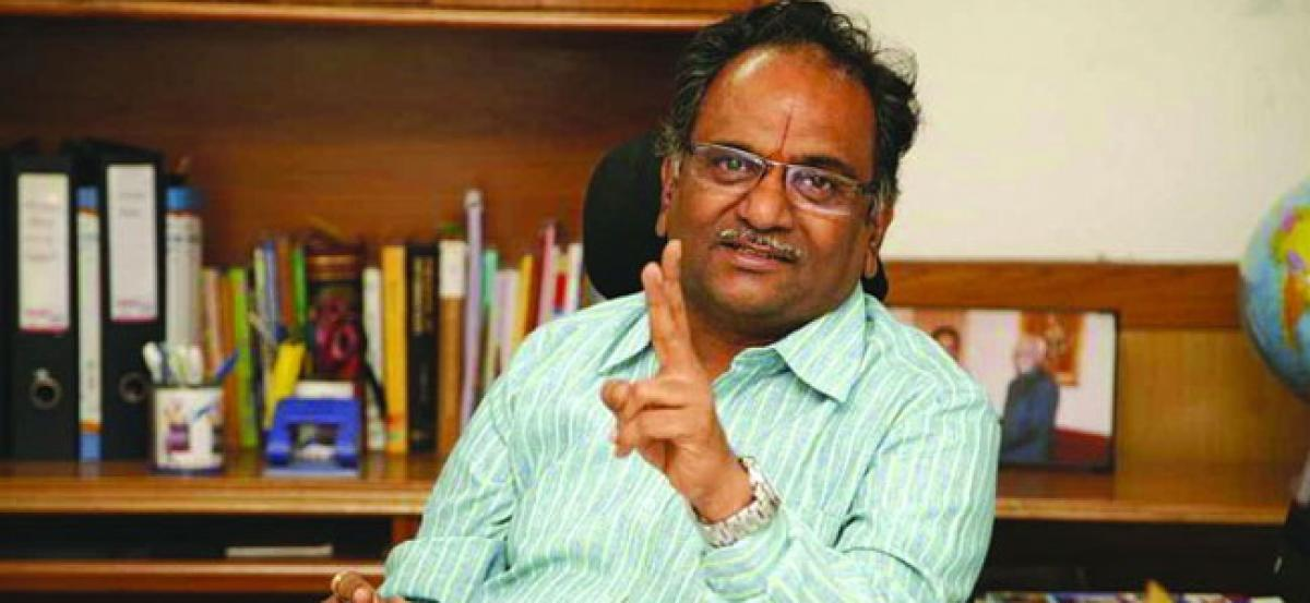 Central Information Commission is not consulted by the Srikrishna committee: Sridhar Acharyulu