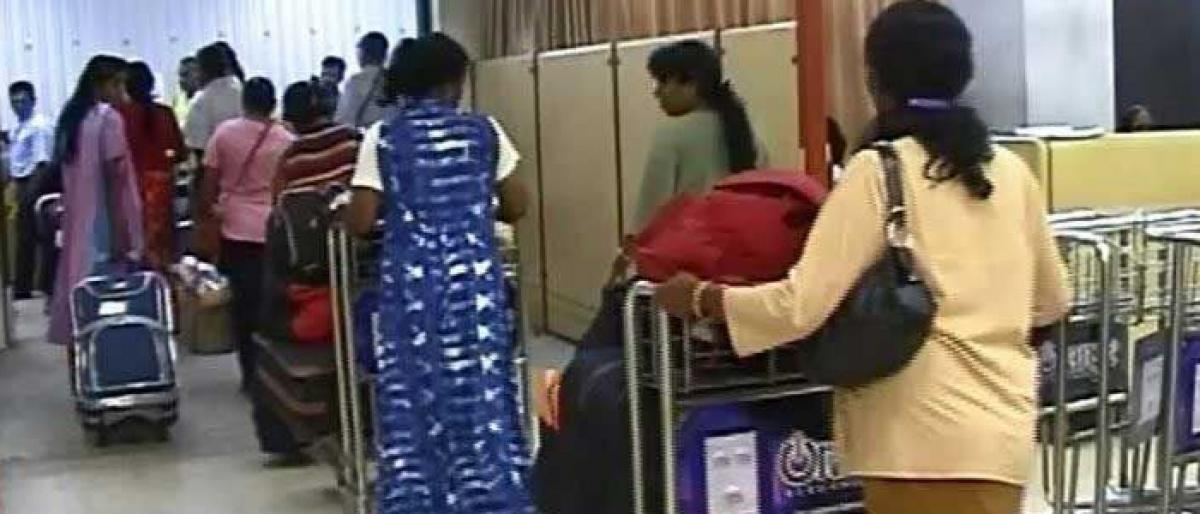 Sri Lankan women eyeing Gulf, ordered to take contraceptives