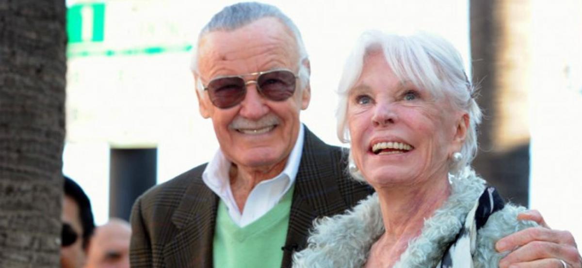Joan Lee, wife of Stan Lee, dead