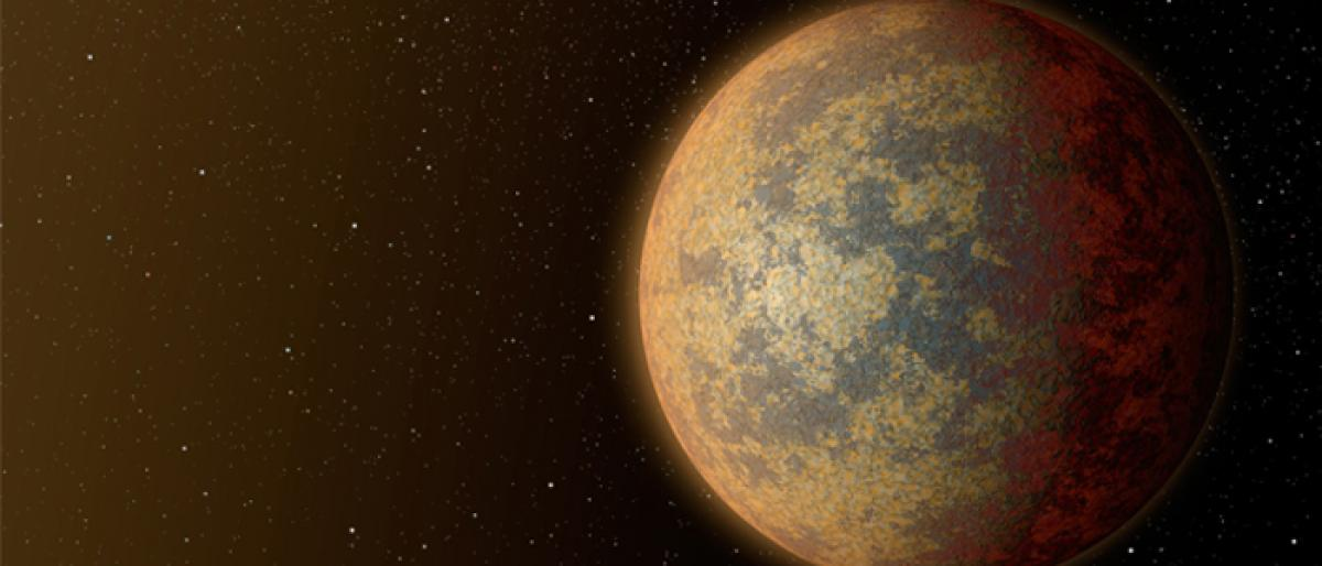 Cold super-Earth exoplanet discovered orbiting nearby star
