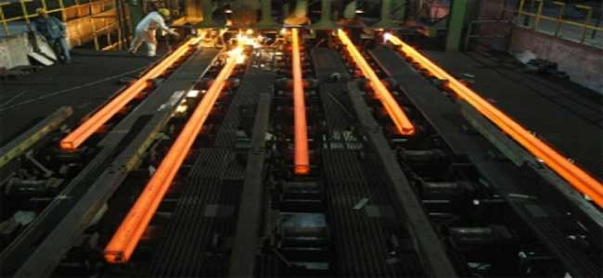 Steel production rises 5.1%, consumption up 4.2% in April-November