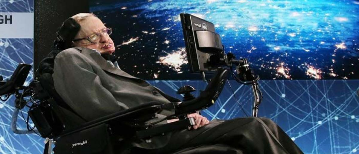 Stephen Hawkings final scientific paper on blackholes released