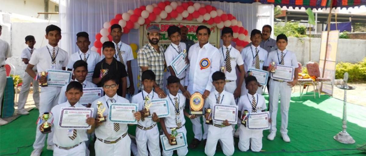 School students asked to emulate Pandit Nehru