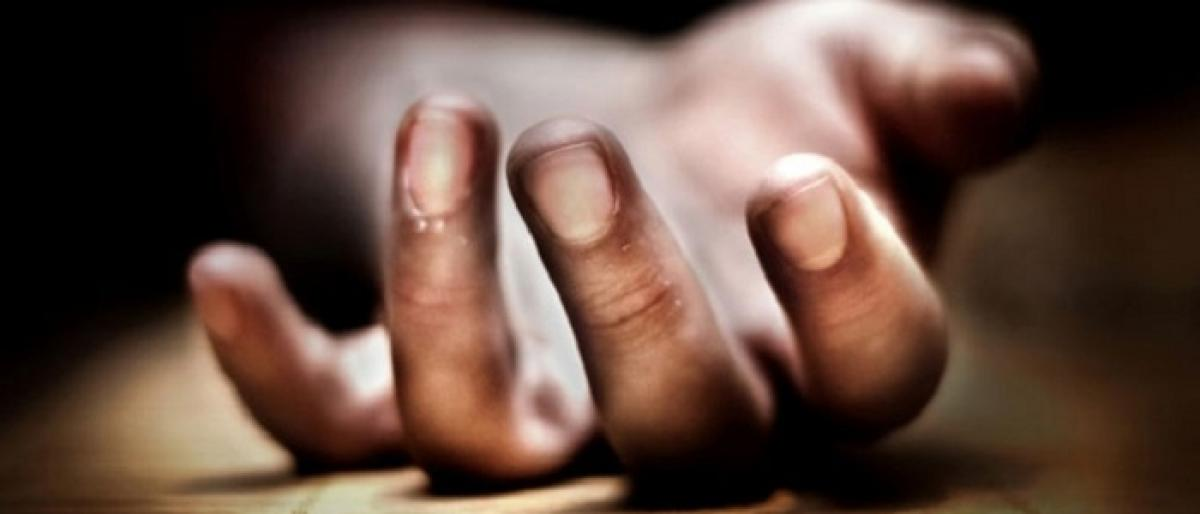 HCU girl student leaps to death from 15th floor