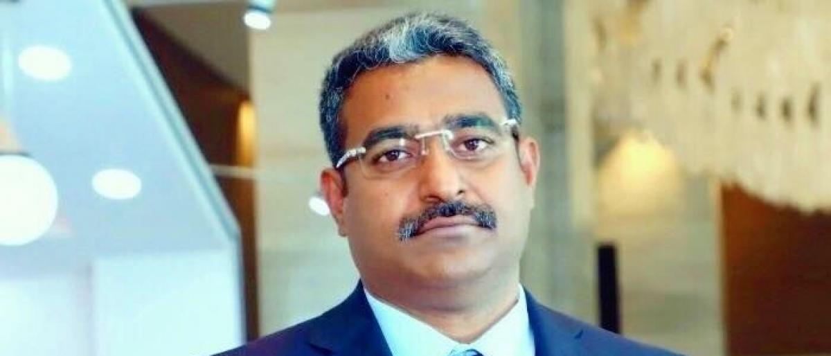 Sumanth Reddy to steer NAR India