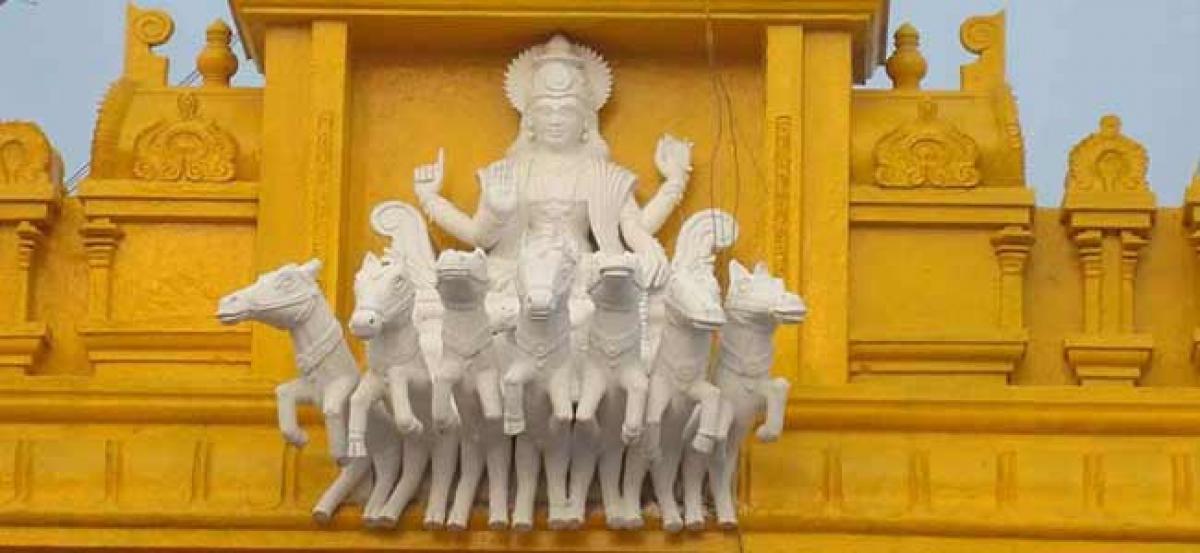 Sun God float festival to be held on 20 November