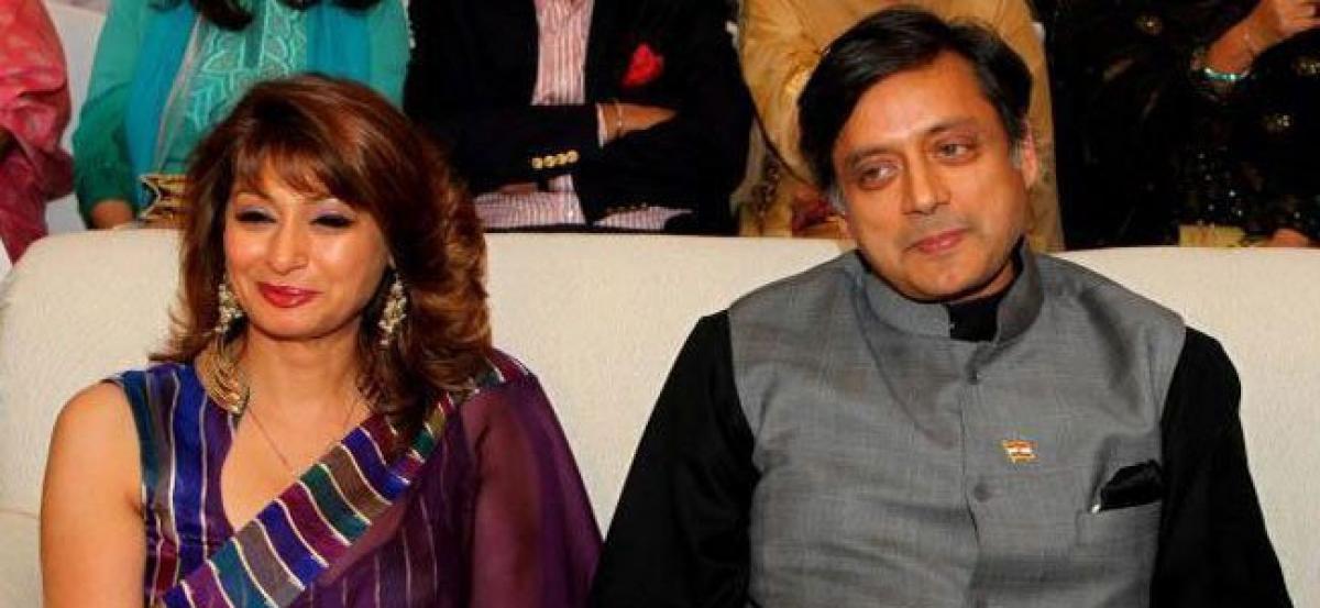 Sunanda Pushkar case: Delhi court grants anticipatory bail to Tharoor