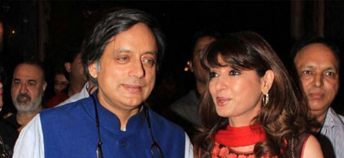 Sunanda Pushkar case: Tharoor moves anticipatory bail plea in Delhi court