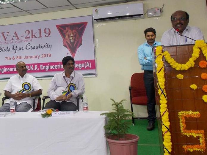 Supernova 2K19 symposium begins in Bhimavaram