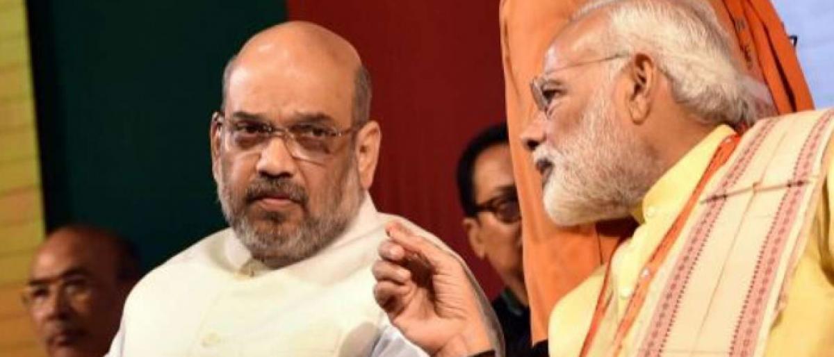 Wisdom dawns on Modi-Shah duo