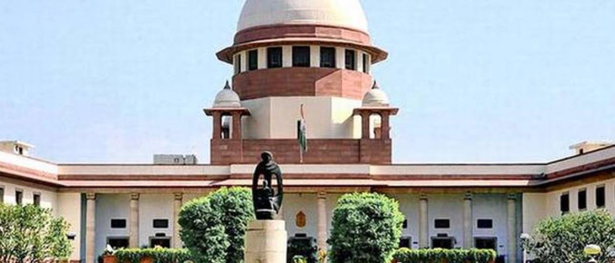 Appointment of apex court judges