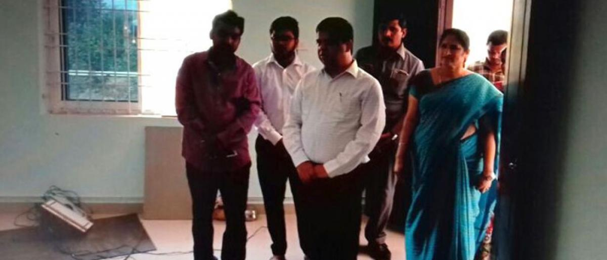 Chivemla Tahsildar to carry out functions of sub-registrar