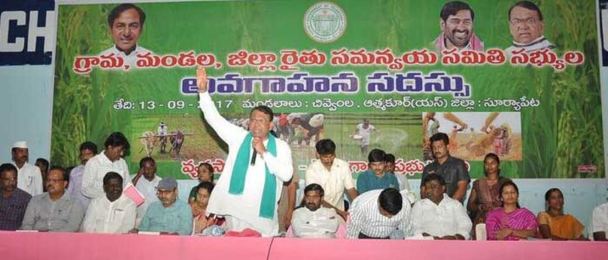 1.6 lakh farmers to be part of farmer panels