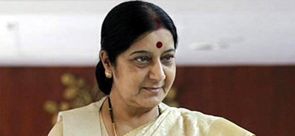 Youngster from Hyderabad goes missing in US, family approach Sushma Swaraj