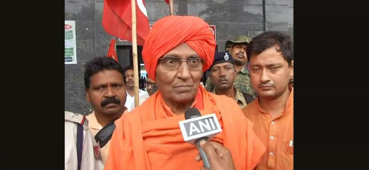 I couldve been murdered: Swami Agnivesh