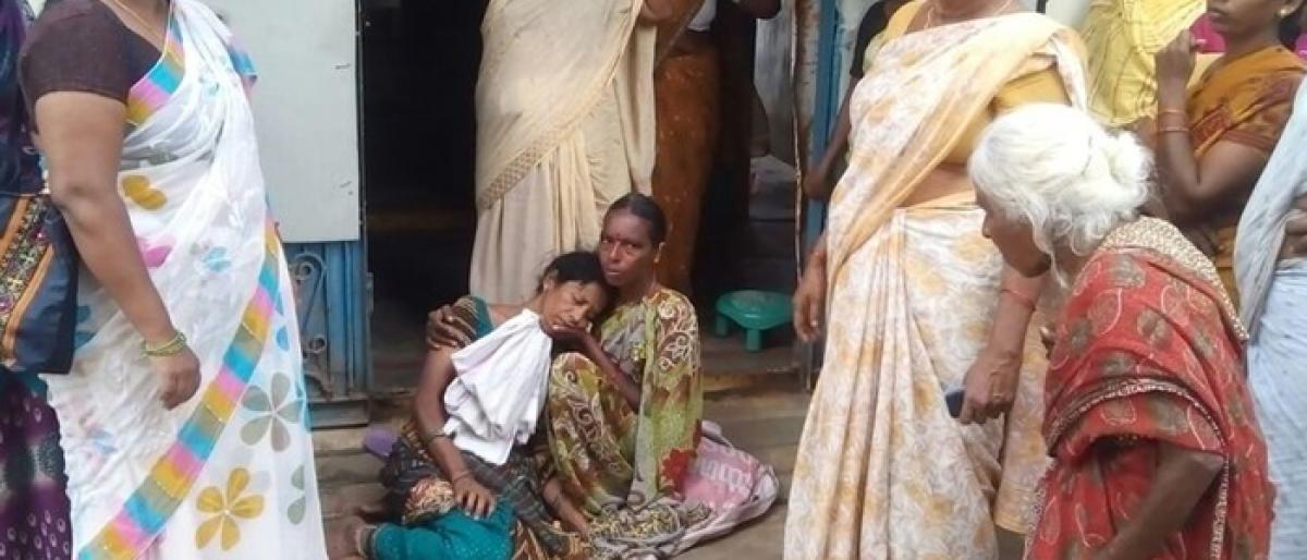 Foster mom launches hunger strike in Illandu