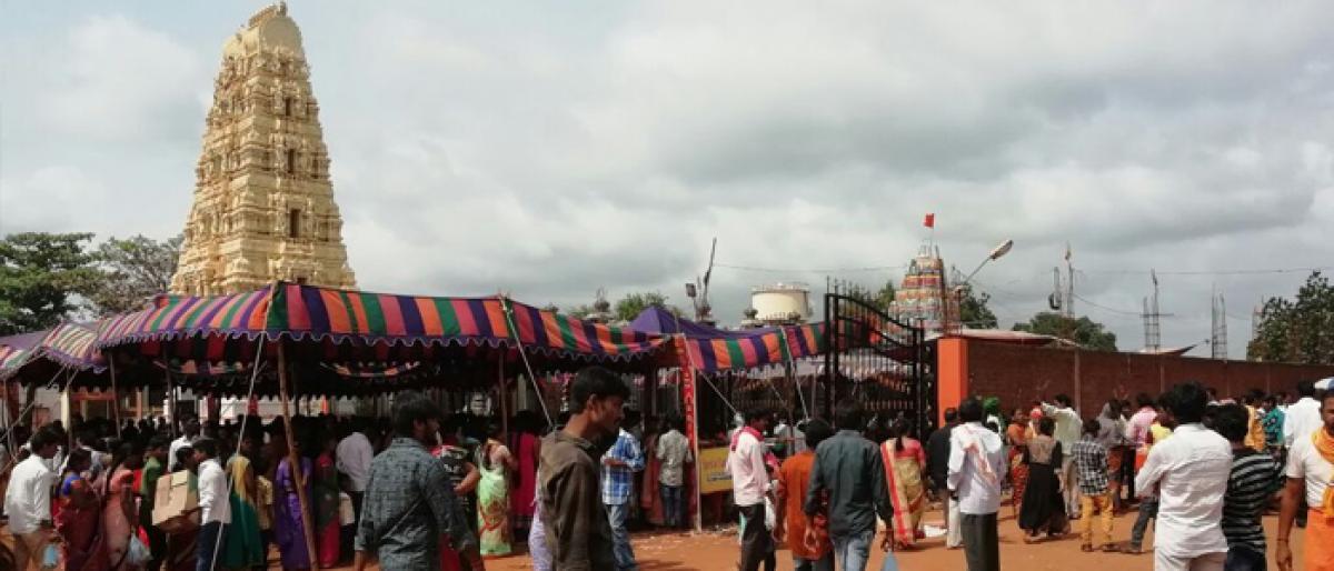 Swayambhu Ganesh ready for festivities