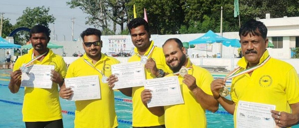 National swimming championship