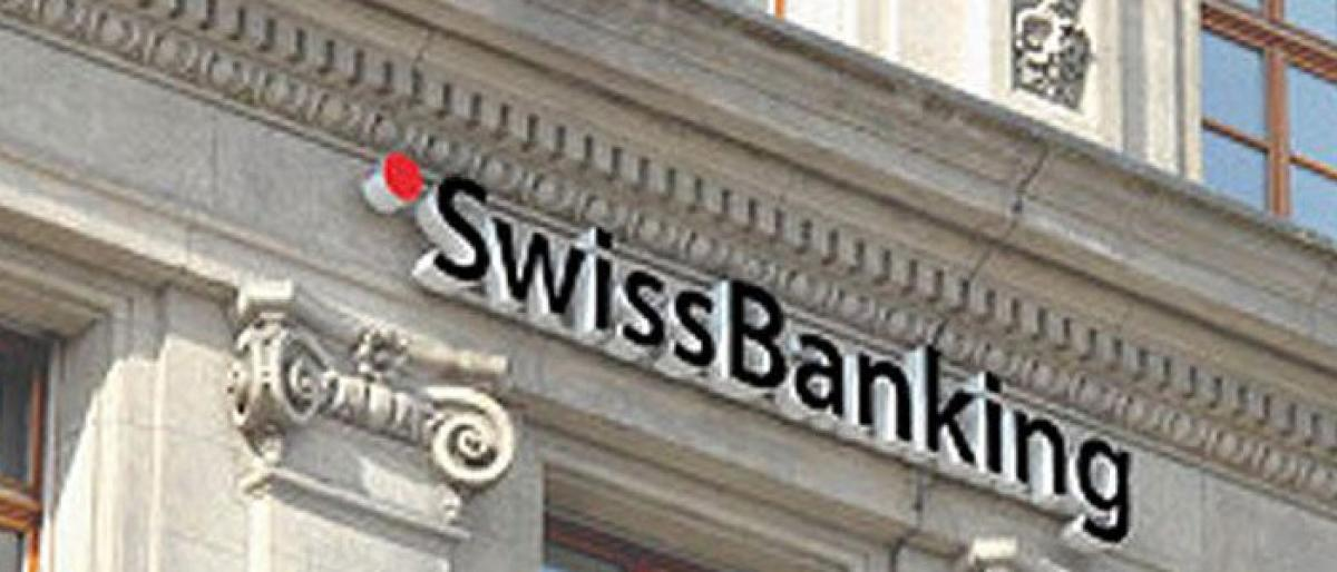 Indian money in Swiss banks rise 50% to Rs 7k cr