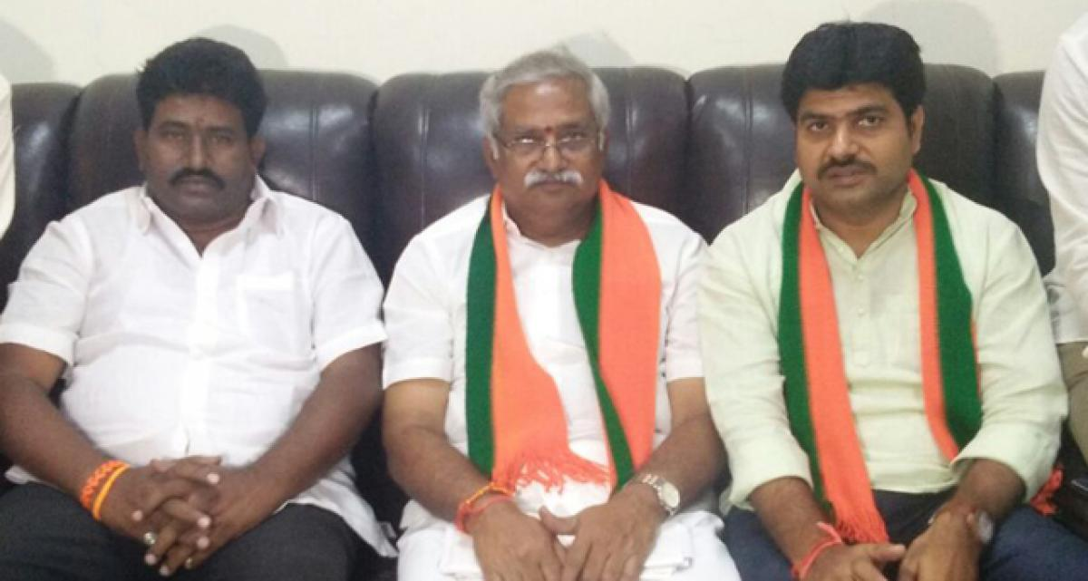 BJP ready to give fund details to JAC: Suresh Reddy