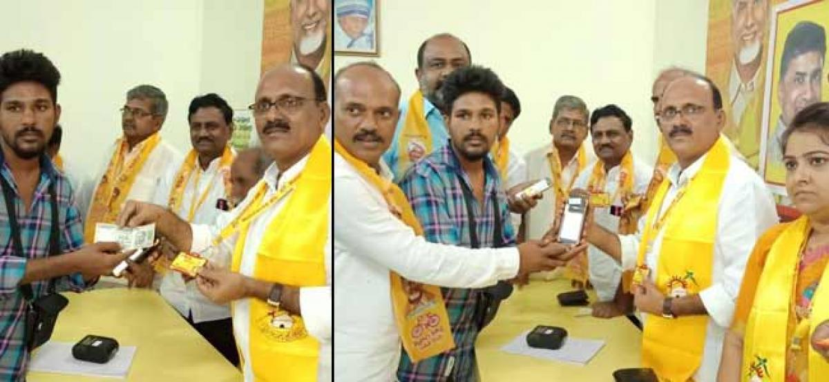TDP is the largest regional party having more than 70lakh membership-Government Whip