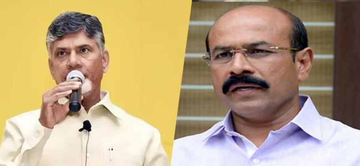 YSR Congress MLA Claims Naidu Offered To 50 Crore!