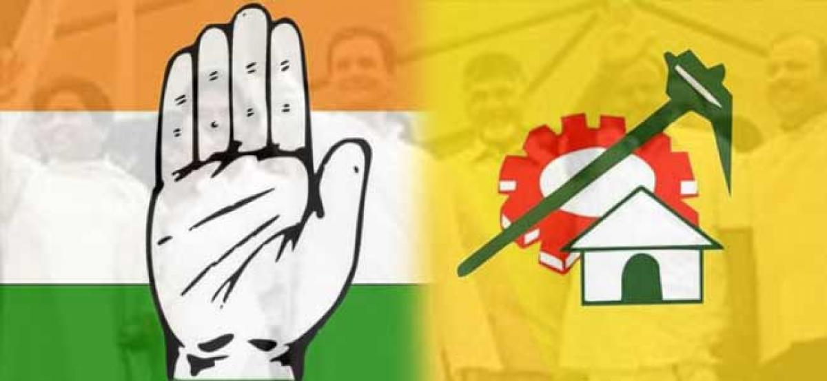 TDP to alliance with Congress sure