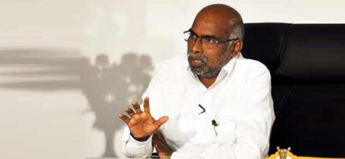 All Institutions are losing credibility under Modi: TDP