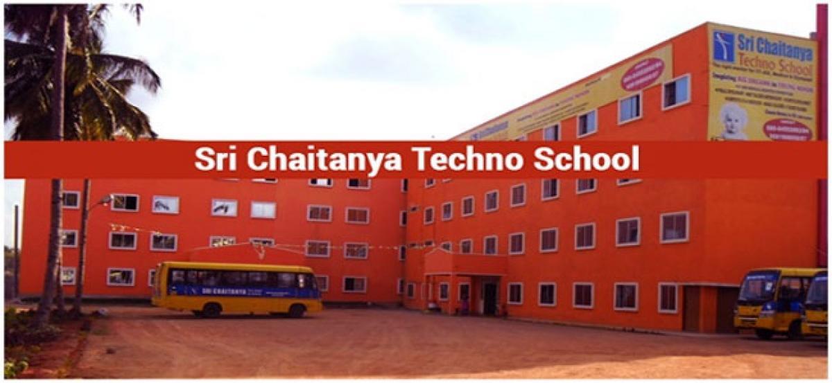 Sri Chaitanya tops in NTSE Stage-2