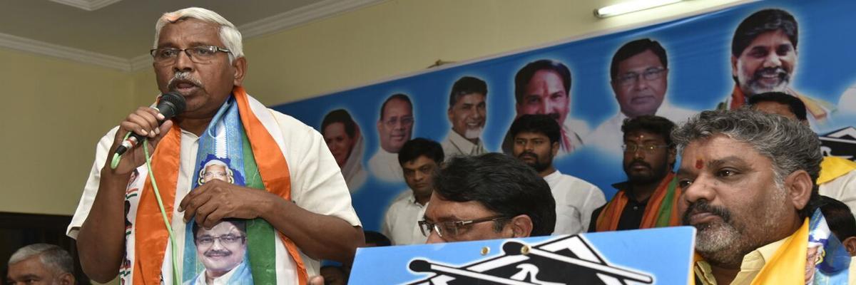 TJS seeks Congress, TDP support in Malkajgiri