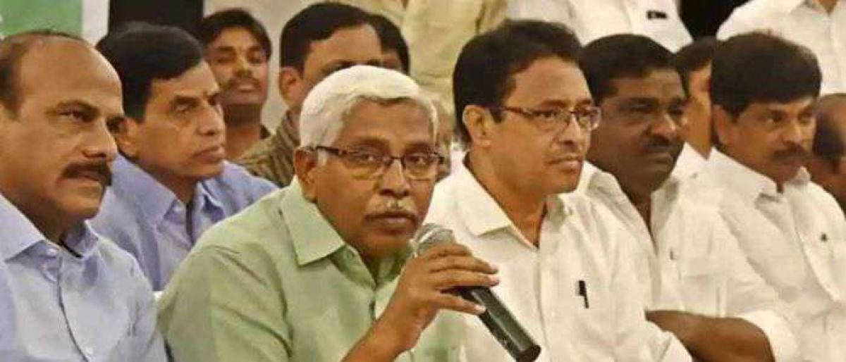 TJS threatens to leave Mahakutami if not offered 10 seats