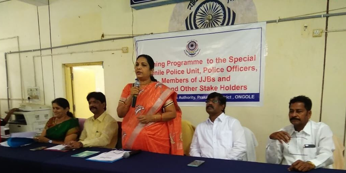Police should be aware of JJ Act: DLSA Chairperson